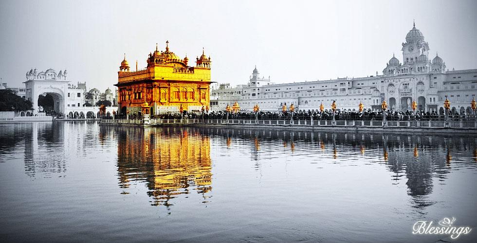 Blessing Amritsar